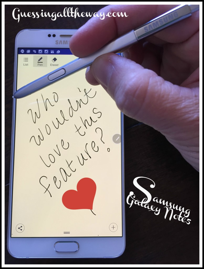 S Pen from Galaxy Note5