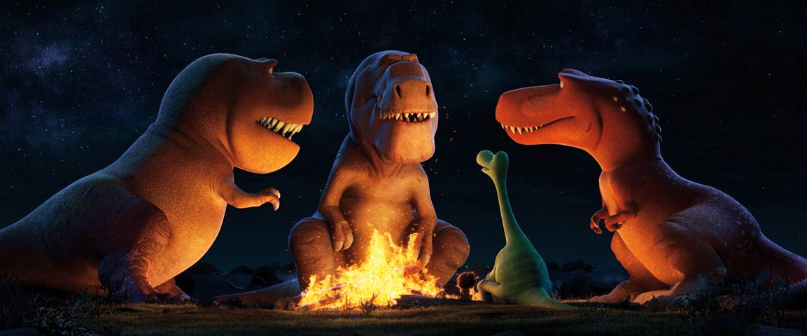 What to Expect from The Good Dinosaur