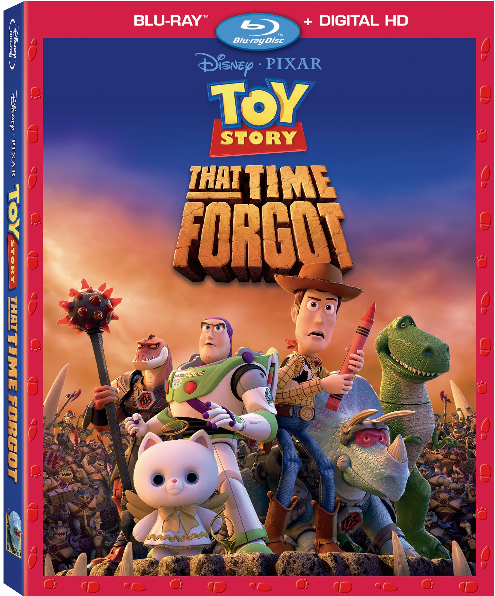 """TOY STORY THAT TIME FORGOT"" Available Now on Blu-ray"