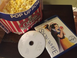 #SnowWhite on Blu-ray