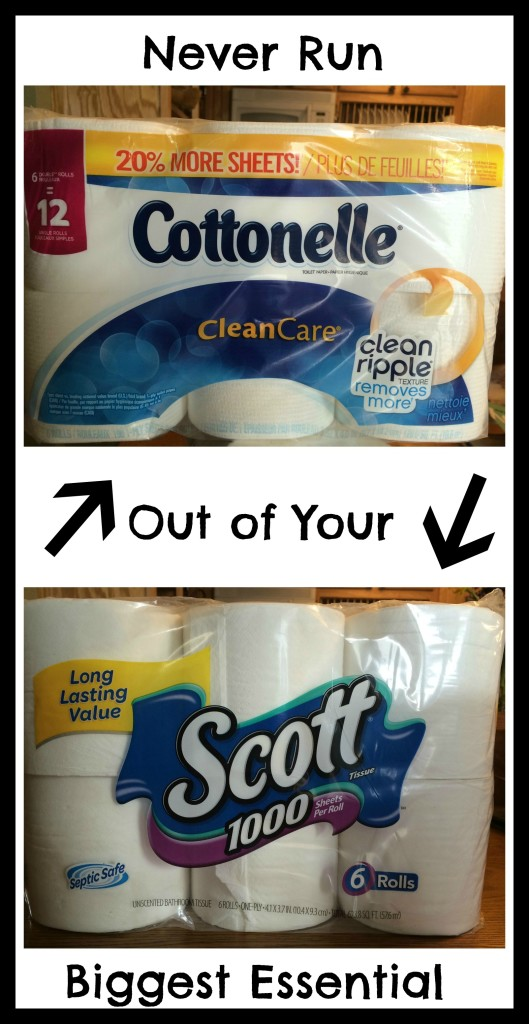 Cottonelle and Scott products #springcleaning