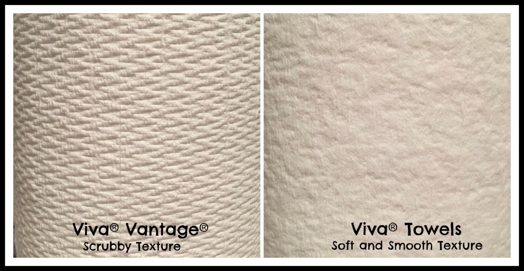 Viva Towels and Viva Vantage #springcleaning