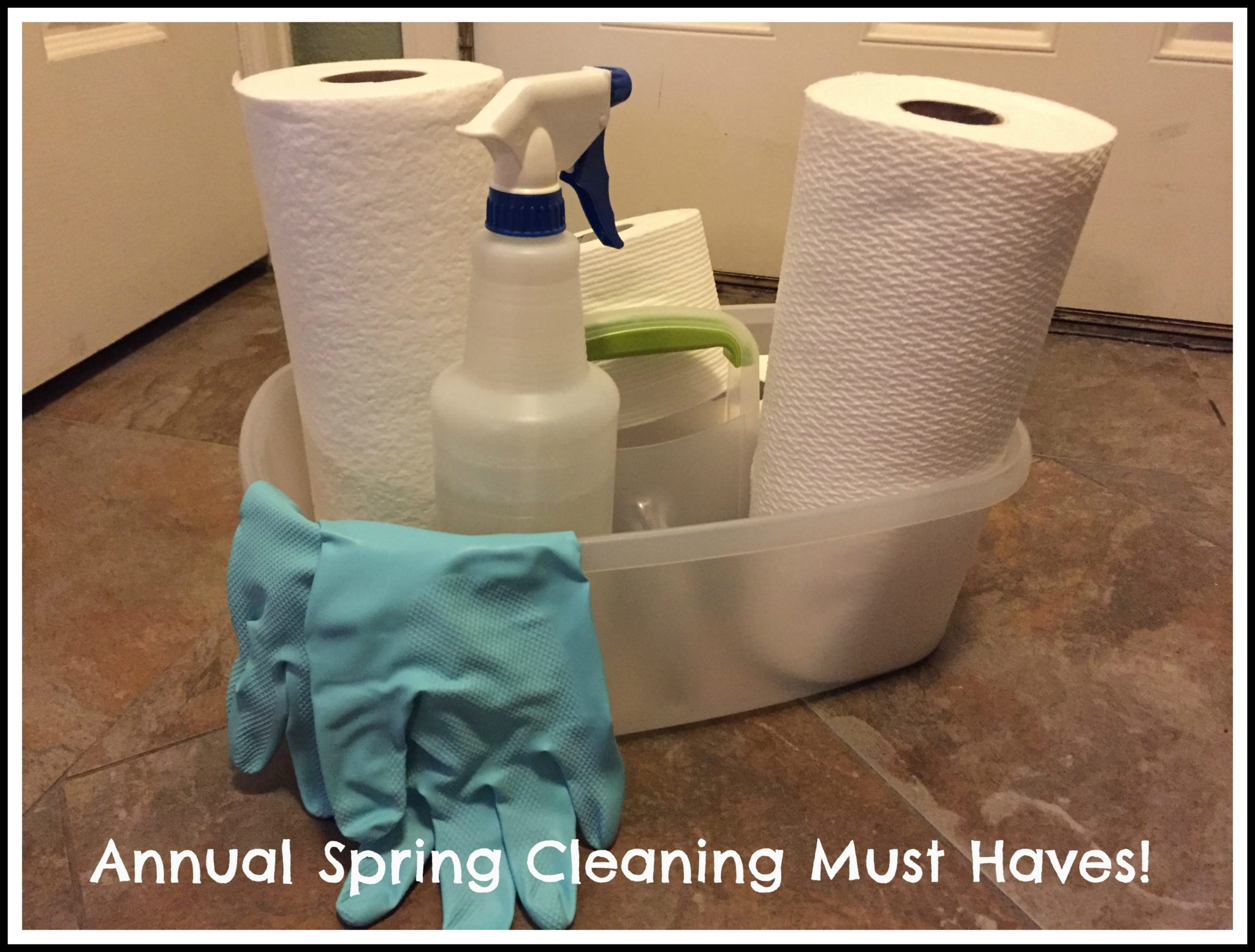 Tips for a Successful Annual Spring Clean!