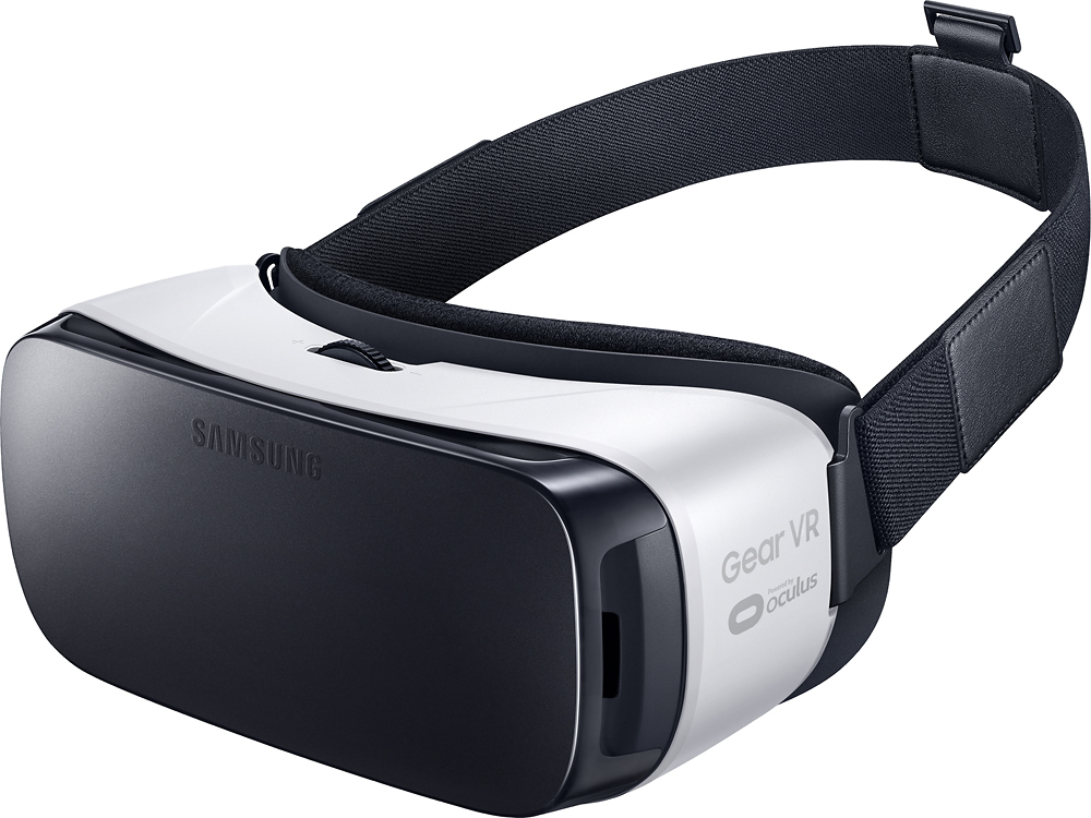 Make Dad Smile with the Samsung Gear VR Bundle
