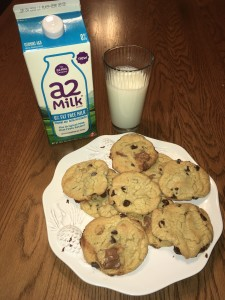 Get Ready for Dunking with a2 Milk®