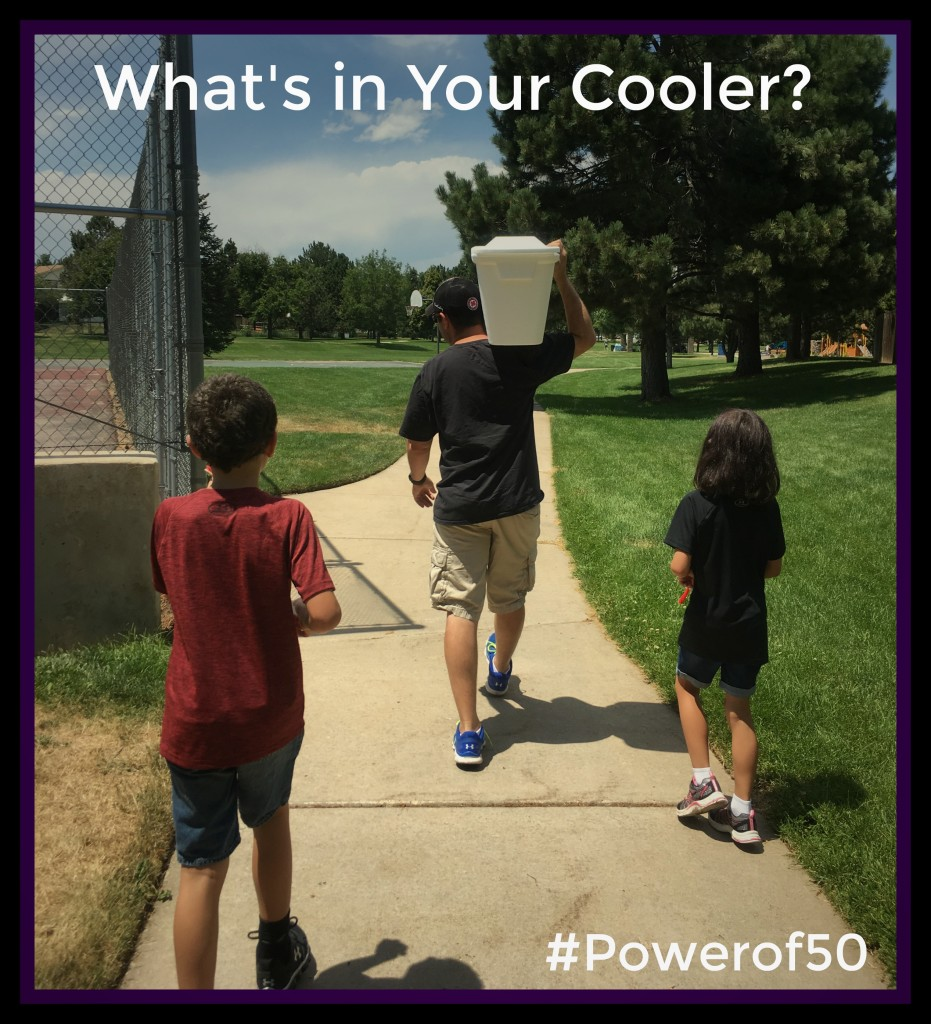 Family Fun with #Powerof50 #EvenBetter