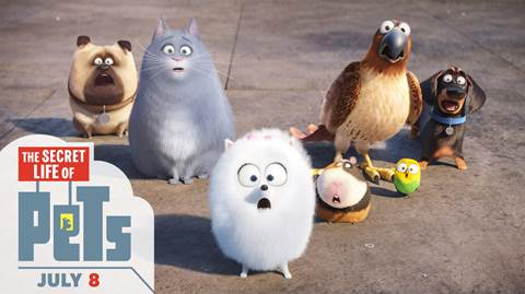 The Secret Life of Pets #Giveaway that Your Dogs will LOVE