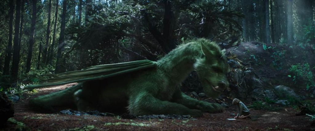 Disney's remake of Pete's Dragon #PetesDragon