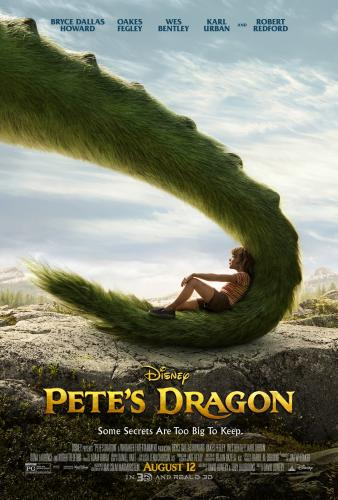 Disney's Remake of Pete's Dragon Parents Review