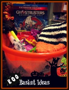 Ghostbuster Boo Basket