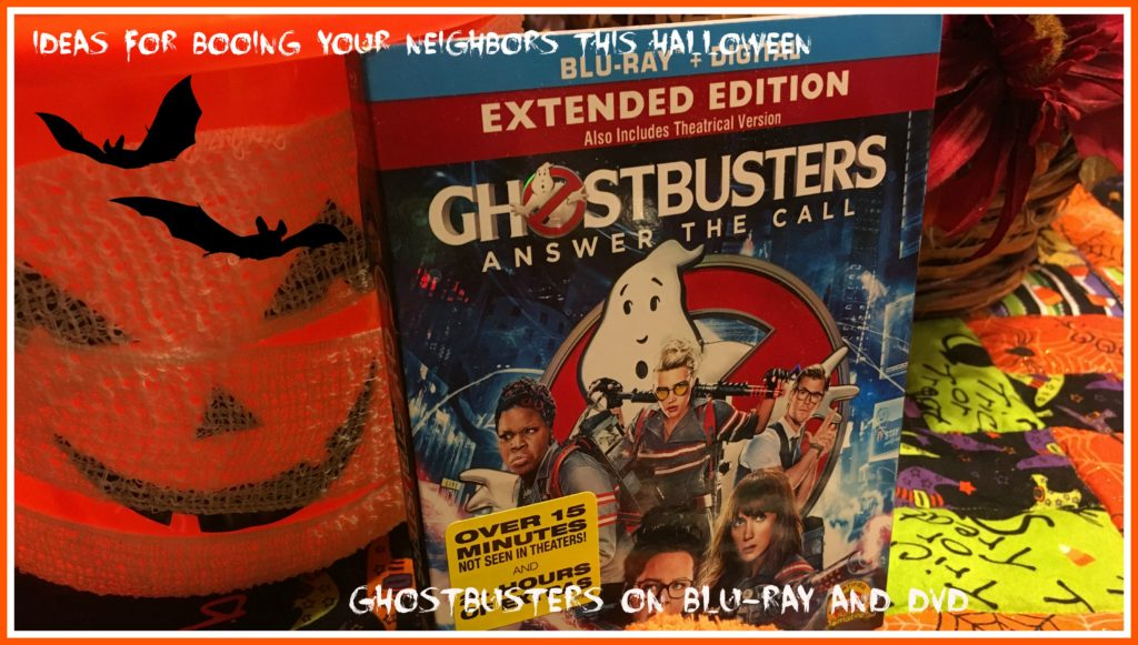 Ghostbusters on Blu-ray