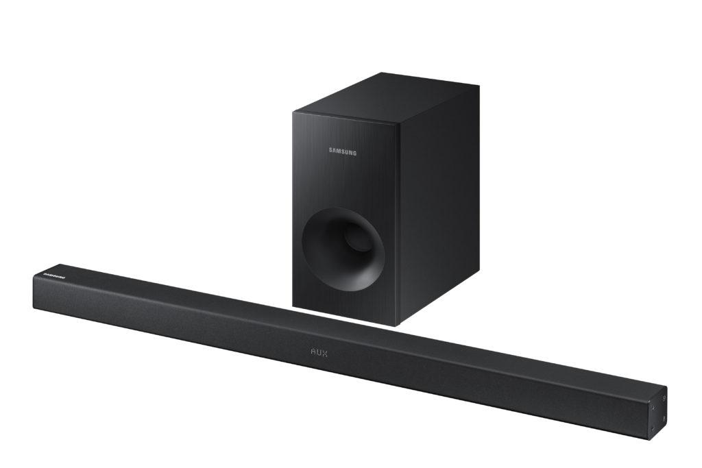 Samsung DAV-Soundbar #SamsungatWalmart