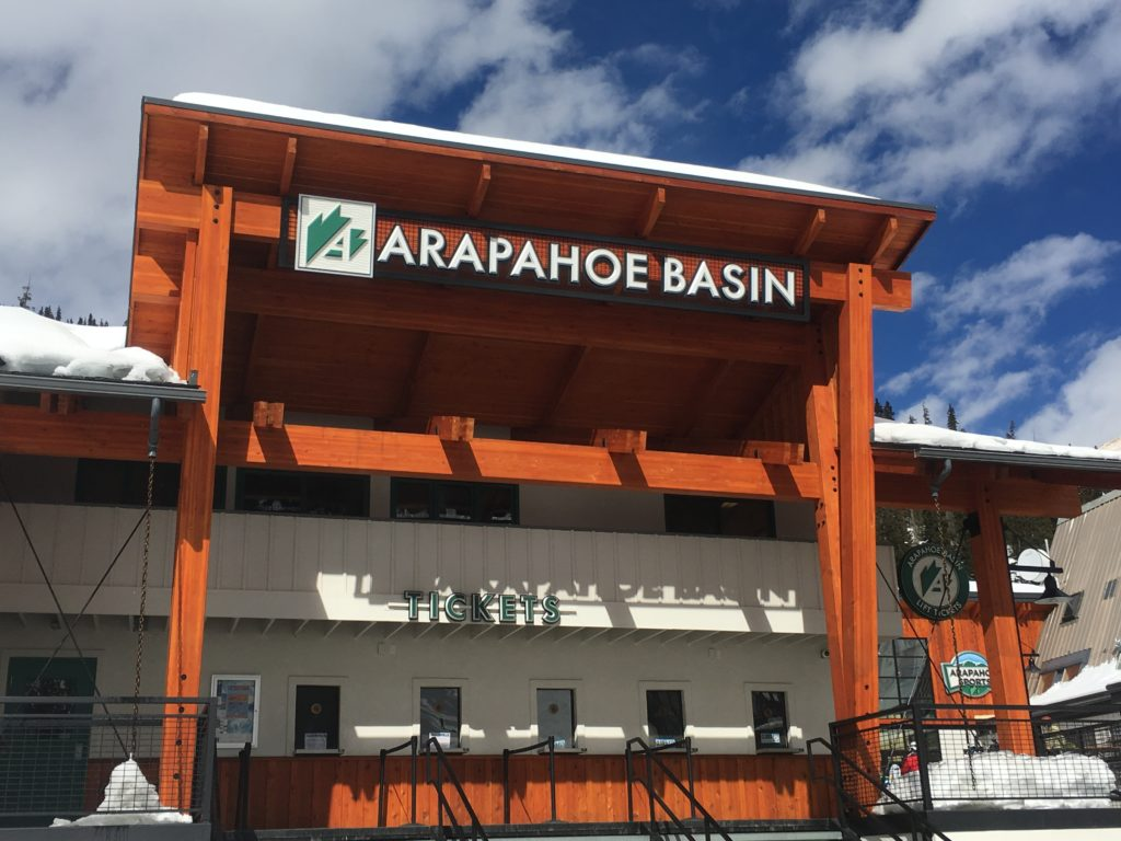 Arapahoe Basin #attColo AT&T Coverage