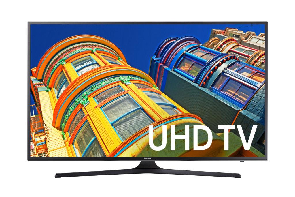 Samsung UHD Television #SamsungatWalmart