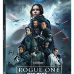 Rogue One: A Star Wars Story on Blu Ray/DVD Combo!