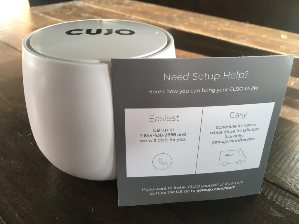 Cujo helpline staying safe online